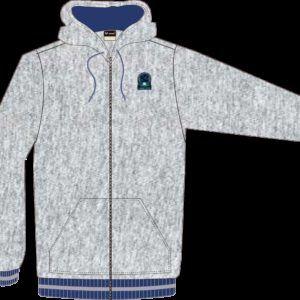 Grey Hood PE jumper